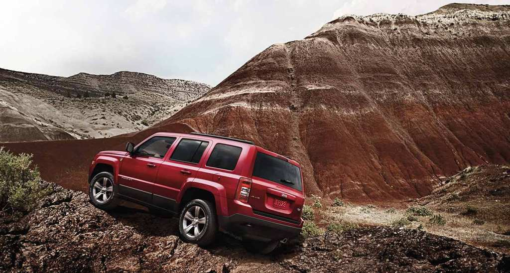 2016 jeep patriot off road the news wheel. Black Bedroom Furniture Sets. Home Design Ideas