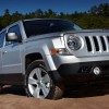 2016 Jeep Patriot Terrain