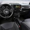 2016 Jeep Wrangler Backcountry Dashboard