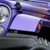 2016 Jeep Wrangler Backcountry Front Design