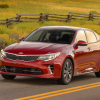 2016 Kia Optima Driving