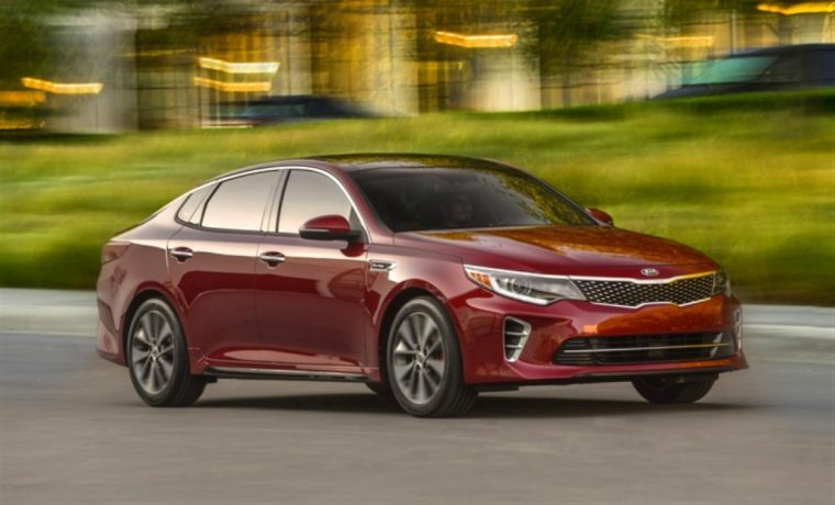 2016 Kia Optima Performance