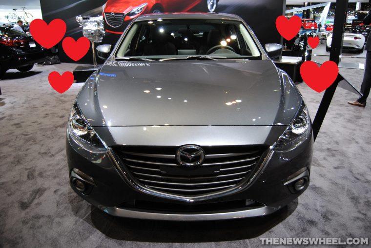 2016 Mazda3 love