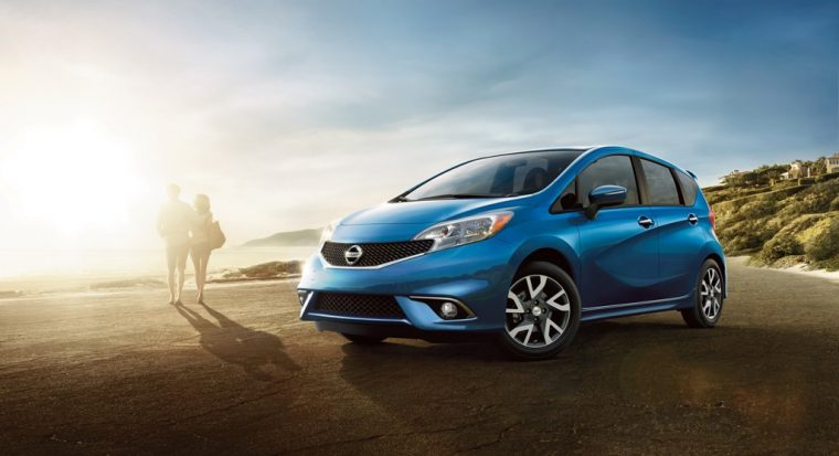 2016 Nissan Versa Note Overview - The News Wheel