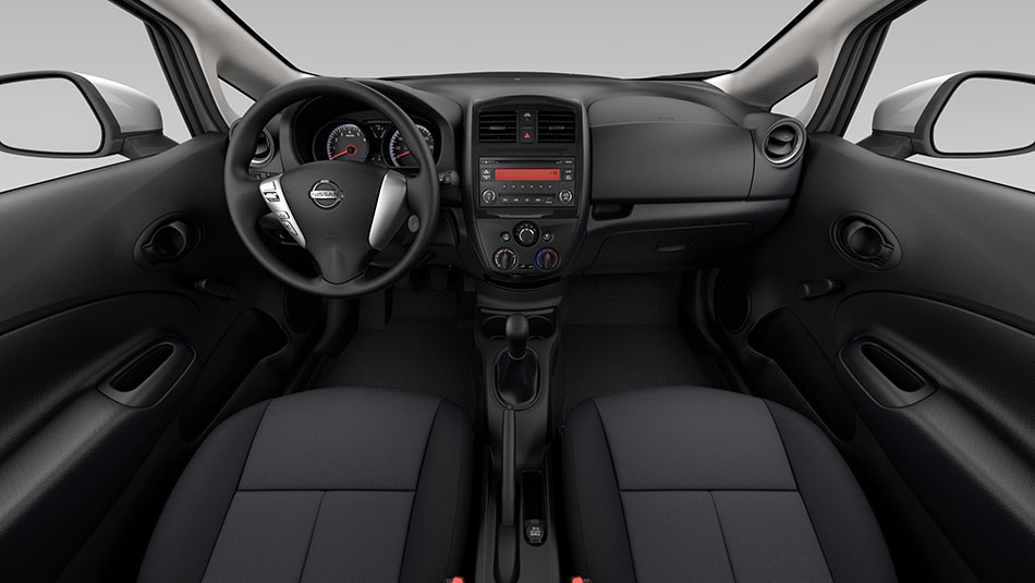 nissan versa note sr 2015 pictures information specs. Black Bedroom Furniture Sets. Home Design Ideas