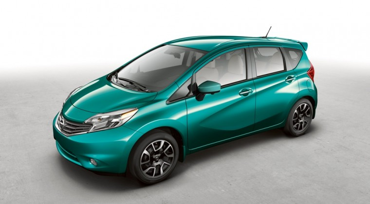 2016 nissan versa note overview the news wheel. Black Bedroom Furniture Sets. Home Design Ideas