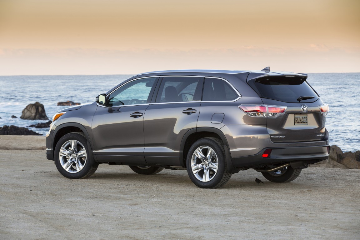 2016 Toyota Highlander (28) | The News Wheel