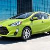 2016 Toyota Prius c overview