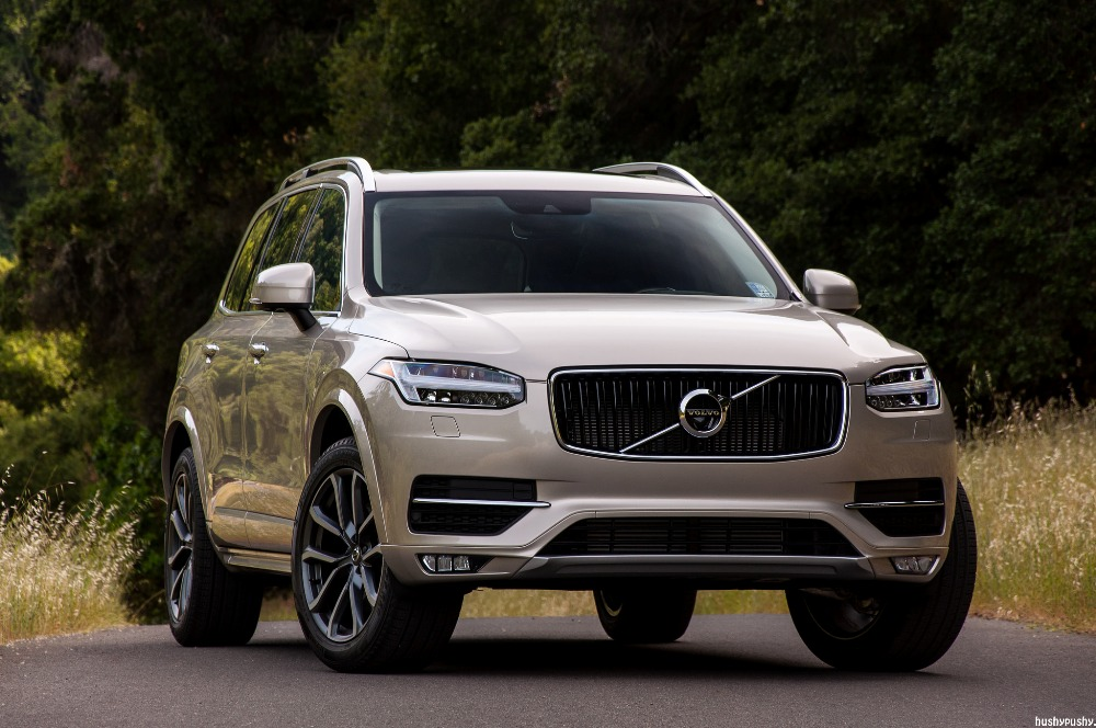 2016 volvo xc90 the news wheel for 2015 motor trend suv of the year