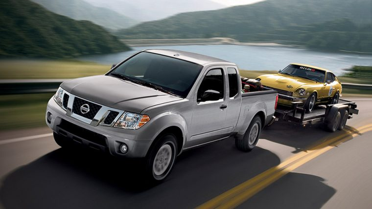2016 nissan frontier overview the news wheel. Black Bedroom Furniture Sets. Home Design Ideas