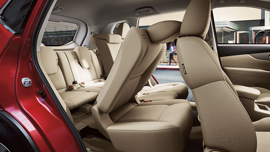 2016 Nissan Rogue Third Row Seats The News Wheel