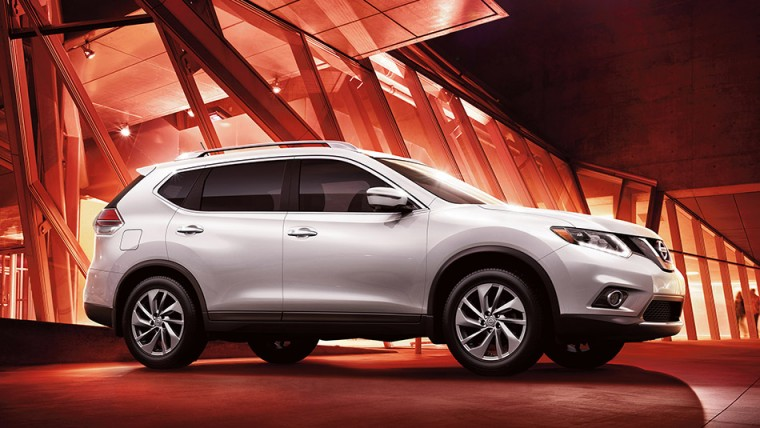 2016 Nissan Rogue White