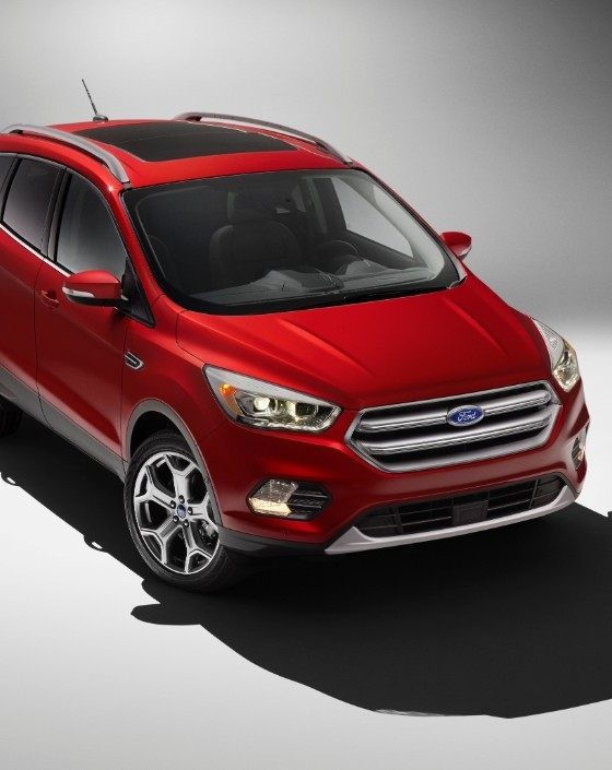 2017 ford escape features tons of new tech available sports appearance package the news wheel. Black Bedroom Furniture Sets. Home Design Ideas