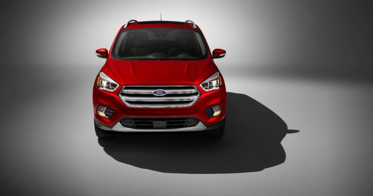 2017 Ford Escape Titanium (4)