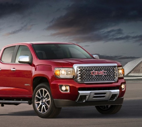 2018 Gmc Canyon: GMC Canyon And Chevy Colorado Both Due For A Reported