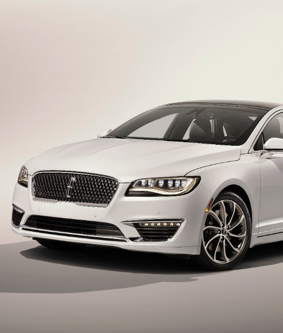 Lincoln Mkz: [Photos] The 2017 Lincoln MKZ Looks Kinda Fantastic