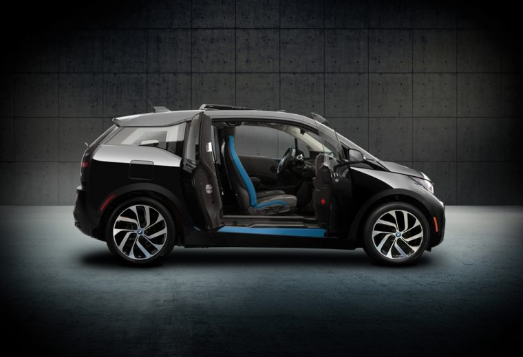 BMW i3 Shadow Sport edition Profile door opened