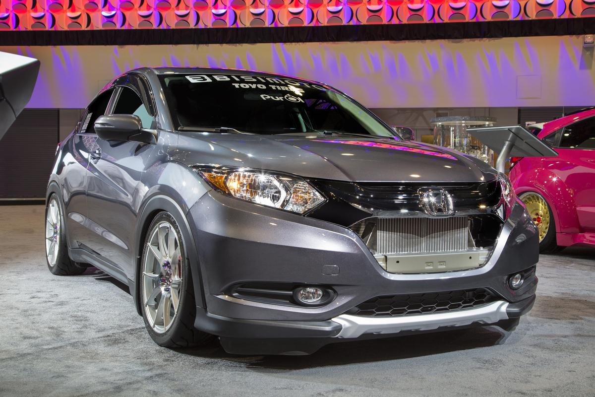 Honda Vehicles at the 2015 SEMA Show [PHOTOS] - The News Wheel