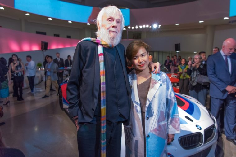 Cao Fei John Baldessari BMW Art Car