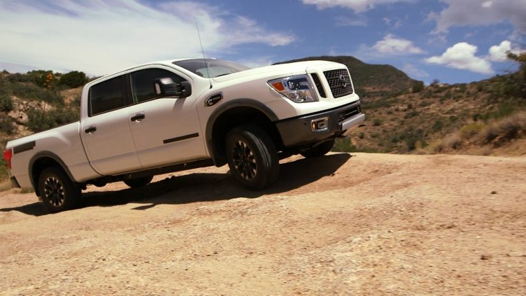 "Nissan ""TITAN Truckumentary"" Chapter 9: ""Making the Grade"