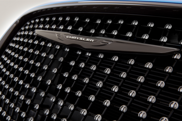 Chrysler 300 Super S Concept Grille
