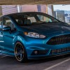 2015 SEMA Show Ford Cinemotive Media Fiesta ST