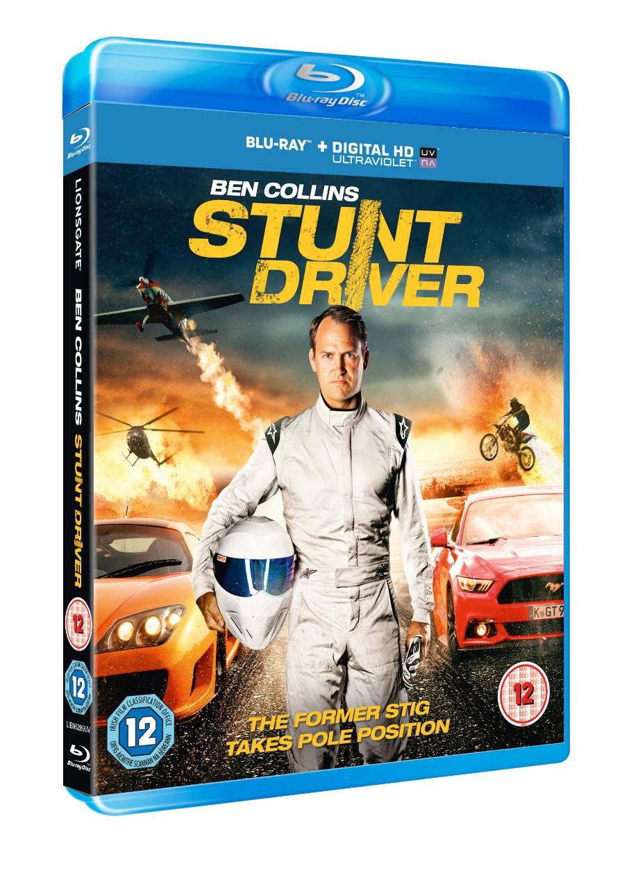 Ben Collins: Stunt Driver Blu-Ray