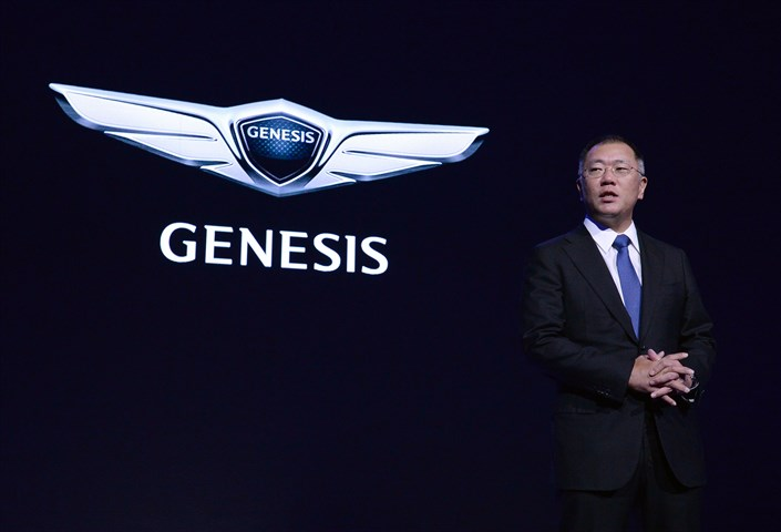Euisun Chung announces Hyundai's new luxury sub-brand, Genesis