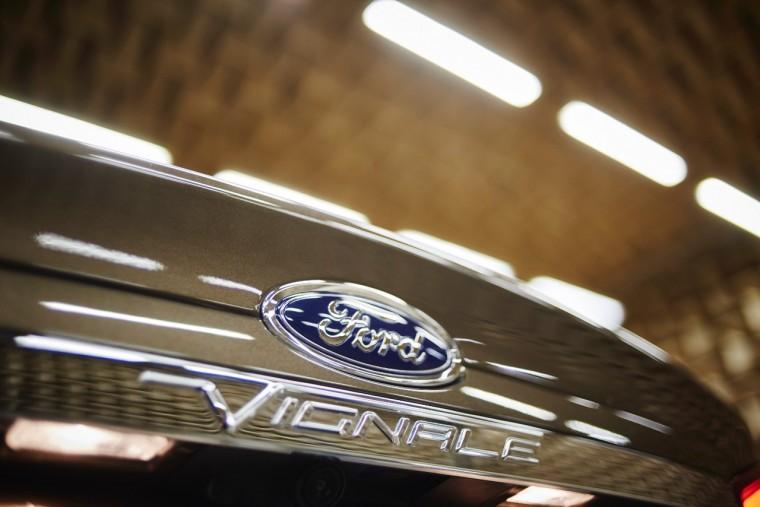 Ford Mondeo Vignale Active Noise Control