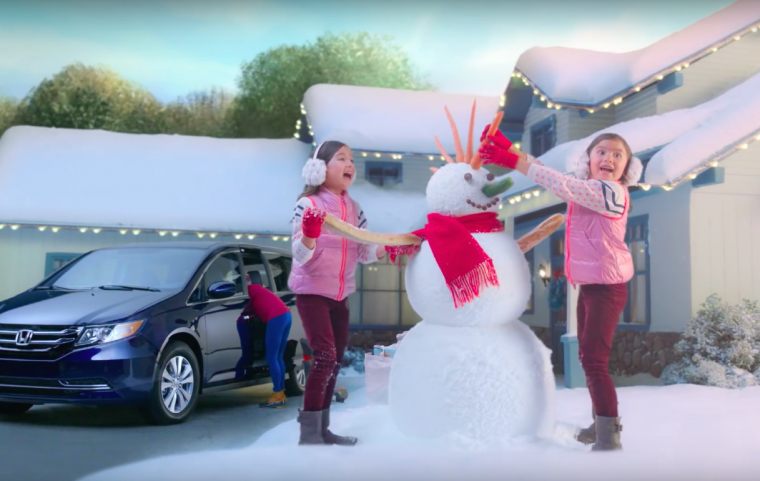 Happy Honda Days 2015 commercial