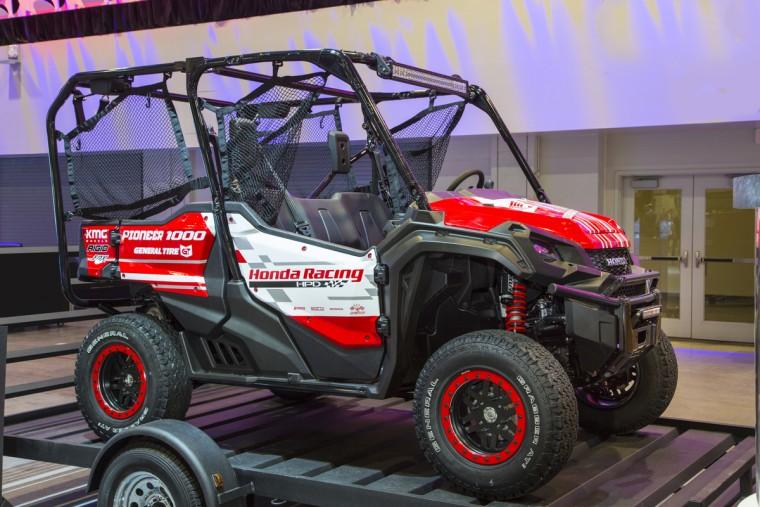 Honda Pioneer 1000 at 2015 SEMA Show