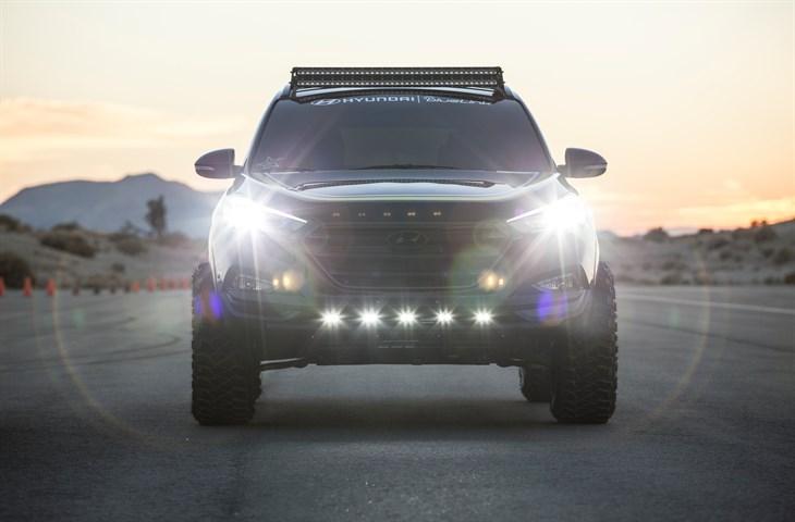 Hyundai SEMA RPG Tucson