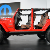 Jeep Wrangler Red Rock Concept Side View