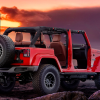 Jeep Wrangler Red Rock Edition