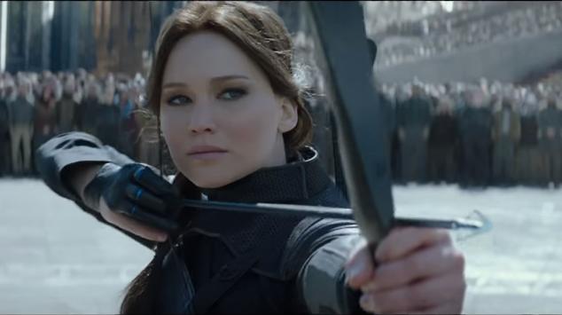 Katniss Mockingjay Part 2