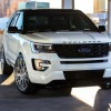 2015 SEMA Show Ford Mad Industries Explorer Sport