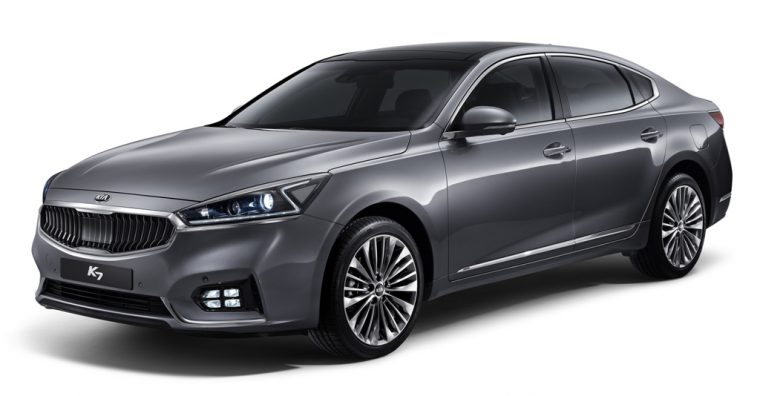 Next-Generation Kia Cadenza