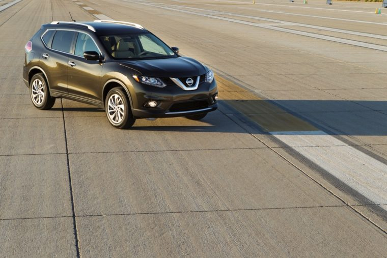 Nissan Rogue Runway