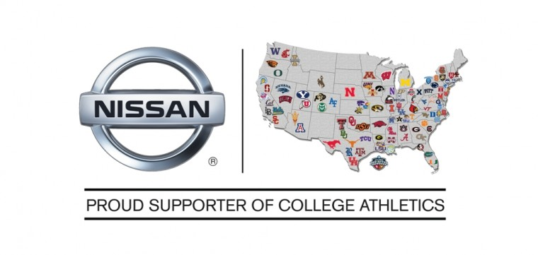 Nissan College map
