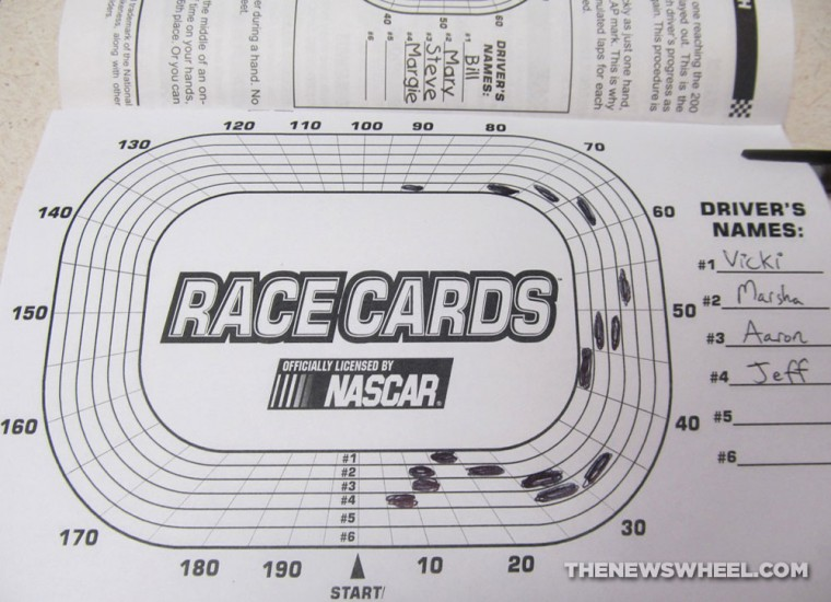 Official NASCAR Darrell Waltrip Presents Race Cards Stock Car Racing Card Game review instructions