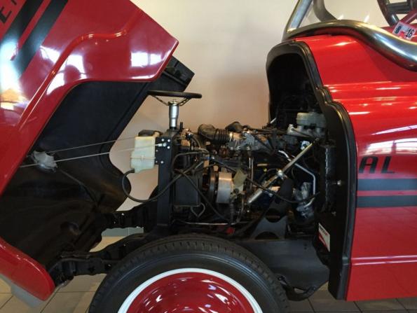 Pedal Car Replica Engine