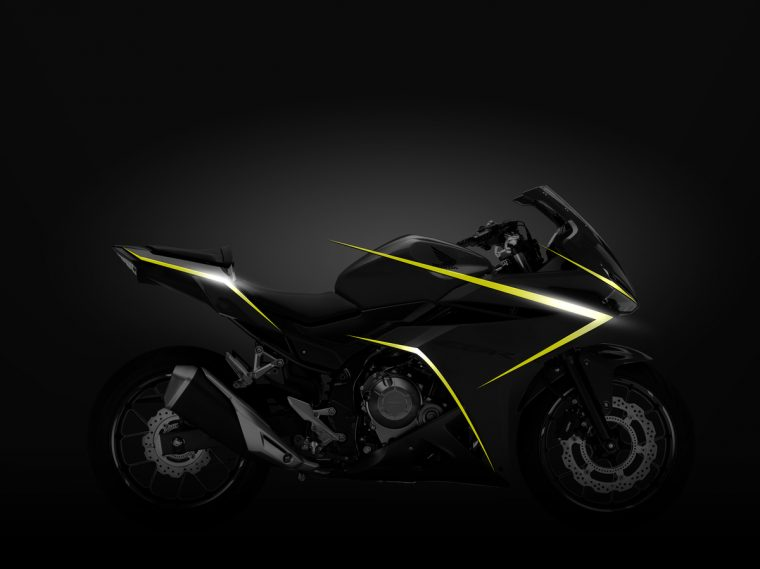 Honda to debut 2016 CBR500R at AIMExpo
