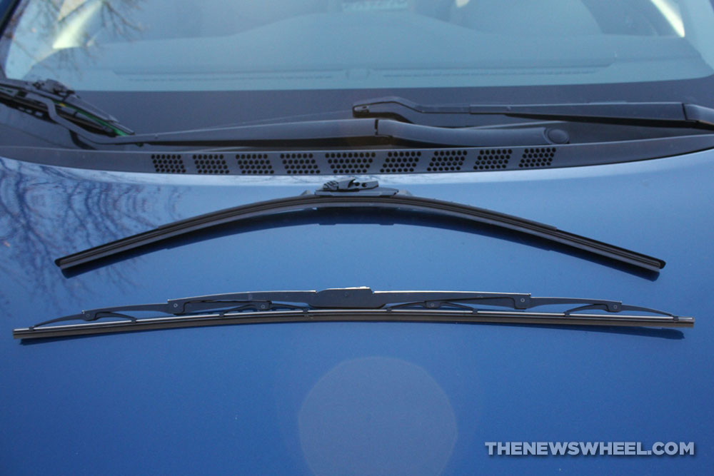 Wiper Blade Sizes >> RainEater Elements All Season Windshield Wiper Blades Review - The News Wheel
