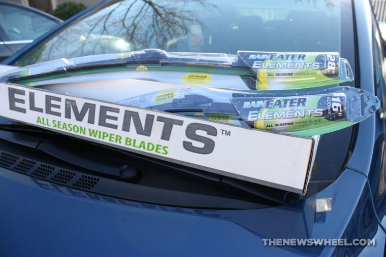 RainEater Elements All Seasons Wiper Blade Review packaging