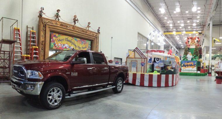 Ram Truck Brand Macy's Thanksgiving Day Parade