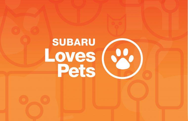 Subaru Loves Pets is a new initiative from Subaru aimed at promoting pet welfare