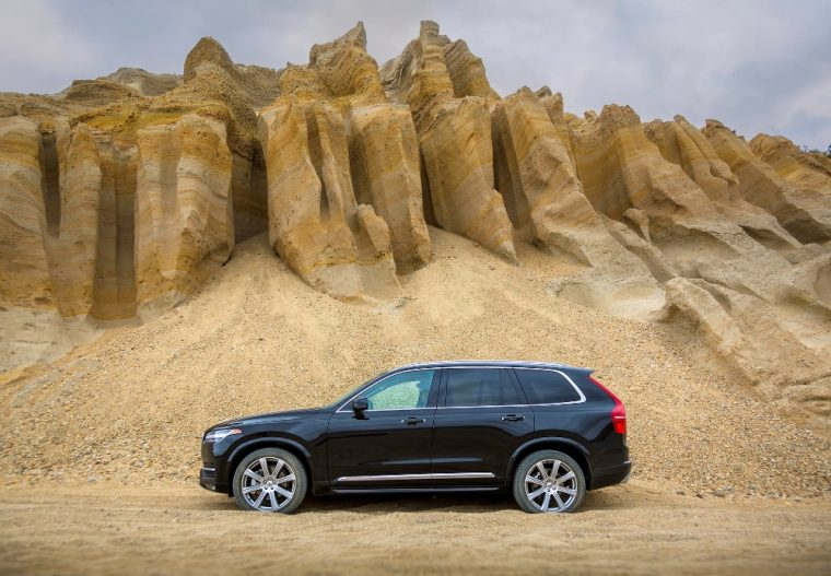 Volvo sales were up substantially during the month of October