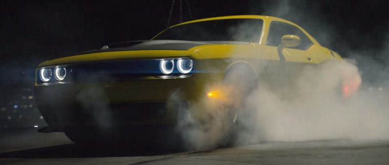 [VIDEO] Pennzoil Uses Drifting Dodge Challenger Hellcat Tease Upcoming Joyride