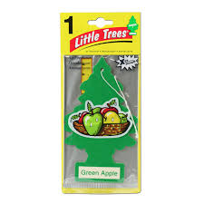 car-freshener green apple