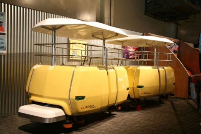 classic Disneyland car for auction - PeopleMover